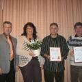 Fussball-Oscar-2007: Manfred Kögler und Werner Rinkes